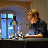 Eva Schmidt ist auf der Buchpreis-Shortlist