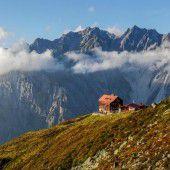 Alpine Schutzhütten erhalten Geld vom Land