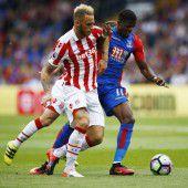 Stoke City steht nach Klatsche am Abgrund