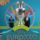 Logo für EURO 2020 vorgestellt