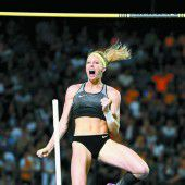 Sandi Morris gehört zum Fünf-Meter-Klub