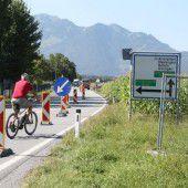 Lücke im Radwegnetz wird nun geschlossen