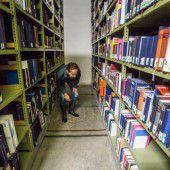 Nicht nur die Landesbibliothek hat Depots auf ihrem Wunschzettel