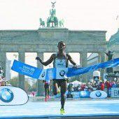 Weltrekord um sechs Sekunden verpasst