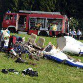 Junges Paar aus Dornbirn stirbt bei Flugzeugabsturz im Allgäu