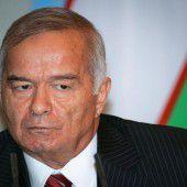 Usbekistans Präsident Islam Karimow ist tot