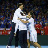 Argentinien bejubelt den Finaleinzug