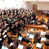 Rheintaler Bach-Chor eint Stimmen im Vierländereck