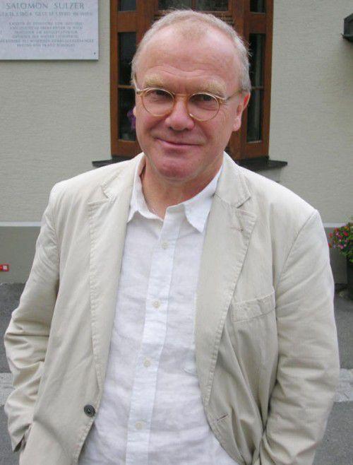 Köhlmeier hat Chancen auf den österreichischen Buchpreis.