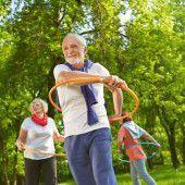Die alternde Gesellschaft als Herausforderung