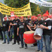 Konflikt erreicht Zumtobel-Zentrale