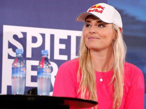 Lindsey Vonn möchte bis zum Karriere-Ende noch möglichst viele Weltcup-Siege holen. Foto: gepa