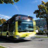 Vorrang für Busse