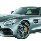 Mercedes-AMG macht den GT zum Roadster