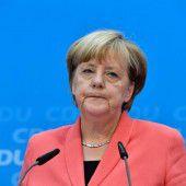 Merkel räumt Fehler ihrer Regierung ein