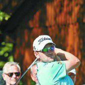 Wiesberger spielte ziemlich gutes Golf