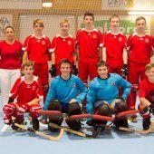 Vorarlberg stellt das komplette EM-Team
