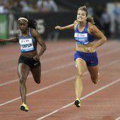 Sprint-Siege für Jamaika