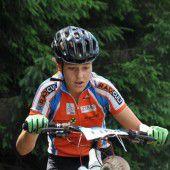 Am Zanzenberg gab es fünf Siege für die Ländle-Biker
