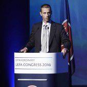 Ceferin neuer UEFA-Boss: Ende des Zeitalters der Privilegien