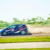 Marco Schöbel bezwingt Ex-Rallye-Weltmeister
