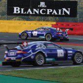 Klien bei Finale am Nürburgring