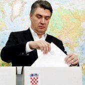 Kroaten wählen Parlament