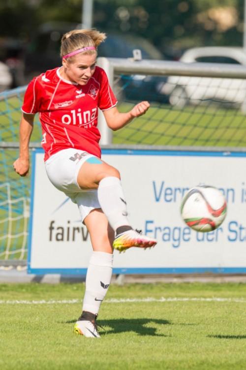 Stefanie Schlicher und Co. sind im Ladies-Cup im Einsatz. stiplovsek