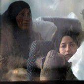Immer mehr Frauen aus Syrien flüchten allein