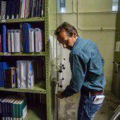 Fragen nach Außendepot für die Landesbibliothek sind noch offen