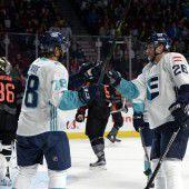 Der World Cup bringt 170 NHL-Stars aufs Eis