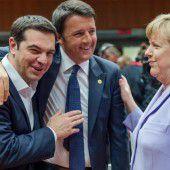 Keine Front gegen Merkel