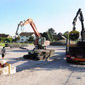 Baustart für neues Kinderhaus in Gaißau