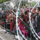 Flüchtlingspolitik Richtung rechtsaußen