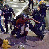 Notstand nach zweiter Gewaltnacht in Charlotte