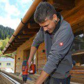 Brite sorgt in Lech für Luxusalarm