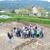 Siedlungsreste aus der Eisenzeit freigelegt