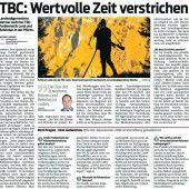 TBC, ein ewiges Problem
