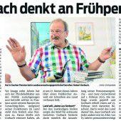 Gorbach blitzt mit Pension ab und geht in nächste Instanz