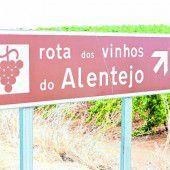 Beliebte Weinroute
