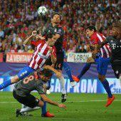Atletico stoppt die Bayern – 1:0