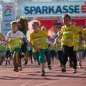 Kindermarathon weckt die Laufbegeisterung