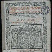 Entstehung des ersten Vorarlberg-Buchs