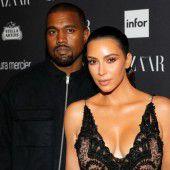 Kim Kardashian nach Überfall wieder zuhause