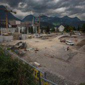 Werdenbergpark in Bludenz wächst