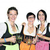 Das Bierblosn- Oktoberfest in der Lochauer Festhalle, heute ab 20 Uhr.