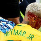 Neymar garantiert nächste Brasilien-Show