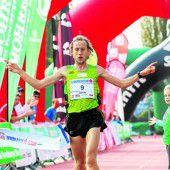 Oliver Hoffmann gewann den Sparkasse 3-Länder-Marathon