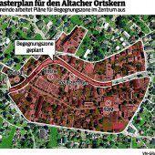 Altach plant neue Ortsdurchfahrt