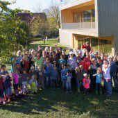 Bewegender Kindergarten